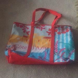 Lancôme beach 🏖 bag